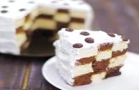 به راحتی در 5 دقیقه کیک تولد درست کنید