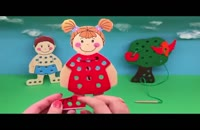آموزش حروف و کلمات به کودکان
