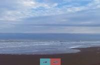 ویدیو ساحل دریا