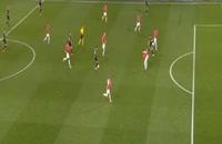 Yedder gol goal vs Manchester