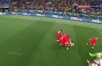 واکنش های بازیکنان و هواداران پس از بازی دیدنی کلمبیا - انگلیس