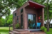 خانه های کوچک و قابل حمل