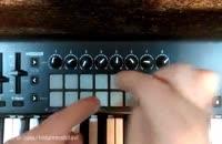 لوپ و درام کیت پرکاشن برای DJ باز ها-ست A ترنس 1