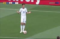 خلاصه بازی دیدار اسپانیا 1 - روسیه 1