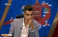 حضور عادل فردوسی پور در برنامه ۲۰۱۸ و توضیحاتش در مورد غیبت کارلوس پویول
