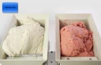 دستگاه شیرینی دورنگ با سه مغزی متفاوت