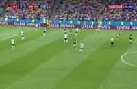 فیلم خلاصه بازی آلمان 2 - سوئد 1 در جام جهانی 2018