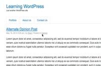 023008 - آموزش WordPress سری اول