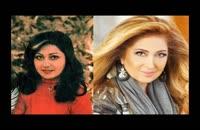 چهره هنرمندان ایرانی از دیروز تا امروز