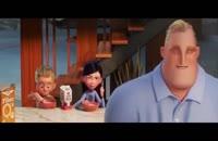 دانلود فیلم شگفت انگیزان Incredibles 2 2018