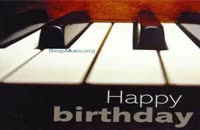 آهنگ بی کلام پیانو تولدت مبارک شاد