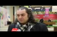 انتقاد سامان سالور از حرف های مهران مدیری