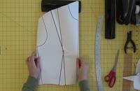 013001 - طراحی لباس و خیاطی سری اول