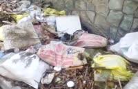 مشکلات محیط زیستی دربند تهران