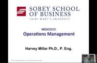 055027 - مدیریت عملیات