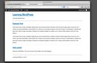 023004 - آموزش WordPress سری اول