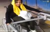 ابتکار شهرداری تهران برای معلولین عزیز