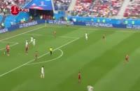 آنالیز عملکرد مجید حسینی در جام جهانی روسیه 2018