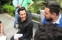 پشت صحنه جدید سریال ساخت ایران 2