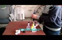 درب بند دستی پنوماتیک با هد قابل تعویض