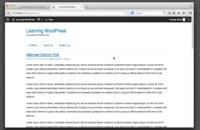 023009 - آموزش WordPress سری اول