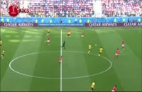 آنالیز بازی بلژیک-انگلیس  در رده بندی جام جهانی 2018