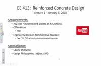 A012 - طراحی سازه بتنی (Reinforced Concrete Design)