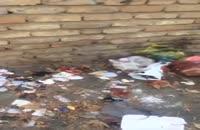 وضعیت بهداشتی آزمايشگاه مركزي شهرستان کوهدشت