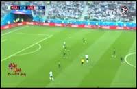 فیلم مروری بر بازیهای روز 13  در جام جهانی 2018