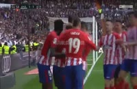 خلاصه بازی رئال مادرید اتلتیکو مادرید 1-1