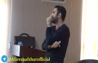 گزیده ای از کارگاه 23 شهریور تهران استاد افشار (راهکار در حل اشکالات برنامه آزمون)