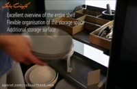 اکسسوری کابینت آشپزخانه | کابینت بانک