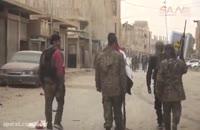 خیابان های بوکمال بعد از شکست داعش