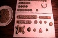 طریقه یافتن دفینه و سکه های عتیقه با دستگاه حرفه ای-فلزیاب-طلایاب-سکه یاب-دفینه یاب-09917579030
