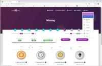بیت کوین رایگان ، استخراج بیت کوین، کوین مجیک mining bitcoin 2019