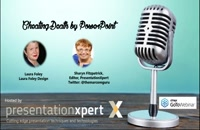 026050 - Cheating Death by PowerPoint: Slide Makeovers