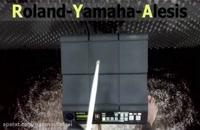 سمپل جدید کردی مختص پرکاشن Yamaha DtxMulti12 آهنگ امید حاجیلی برزی بارون