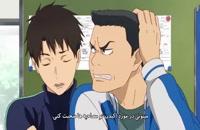 انیمه ورزشی Kaze ga Tsuyoku Fuiteiru - دویدن با باد قسمت ۲ (زیرنویس فارسی)