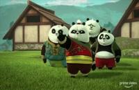 دانلود زیرنویس فارسی سریال Kung Fu Panda The Paws Of Destiny