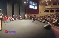 دانلود فیلم رقص دختران در همایش شهرداری تهران بدون سانسور و (کامل HD)