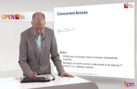 مدل سازی دسترسی همزمان داده