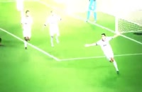 12 گل کریستیانو رونالدو به بارسلونا