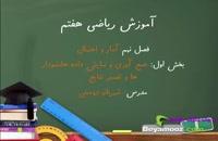 آموزش ریاضی هفتم فصل نهم