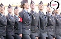 زیباترین ارتش زنان