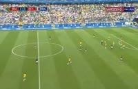 واکنش های بازیکنان و هواداران پس از بازی برزیل - مکزیک در جام جهانی روسیه