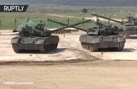مسابقات بینالمللی ارتشهای جهان در روسیه + حضور ایران