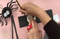 آموزش ساخت اوریگامی عنکبوت بصورت مرحله به مرحله