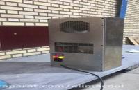 کولر رک outdoor خنک کننده رک کولر enclosure