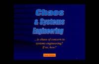 053026 - مهندسی سیستم ها سری دوم Chaos & Systems Engineering
