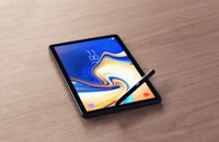 جعبه گشایی و بررسی سامسونگ گلکسی تب اس ۴ - Samsung Galaxy Tab S4